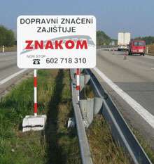 Provizorni Dopravni Znaceni Znakom Dopravni Znaceni